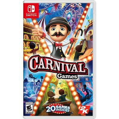Carnival Games - Nintendo Switch