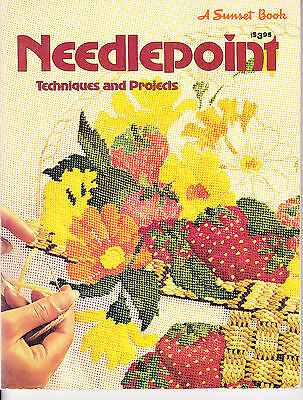 Needlepoint - Techniques & projects