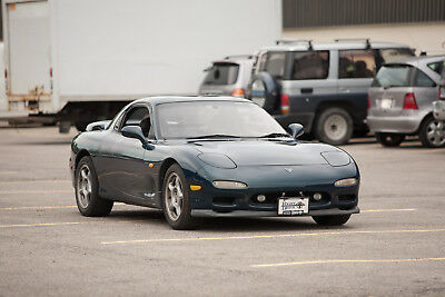 Mazda: RX-7 Right Hand Drive 1993 Mazda RX-7 FD - Twin Turbo Rotary 13B - Right Hand Drive JDM - For USA/CAN