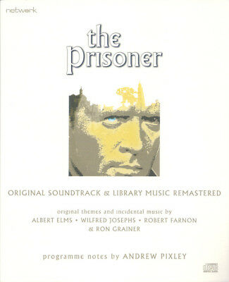 THE PRISONER remastered original soundtrack & library 6 x CD box set New