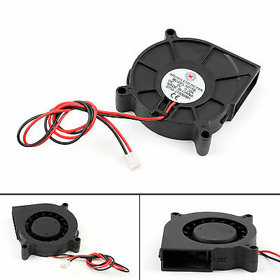 1Pcs Brushless DC Cool Blower Fan 5V 6015S 60x60x15mm 0.2A Sleeve 2 Pin Wire BS2