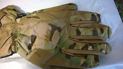 New Multicam Or Outdoor Research Poseidon Gloves Goretex Inter Cold Large