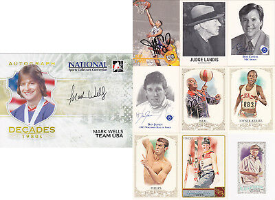 """Lot of 823 """"Other"""" Sports Trading Cards including Olympics, College and More"""