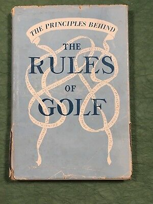 Rare Antique Golf Book Signed Richard Tufts Pinehurst Resort Usga President