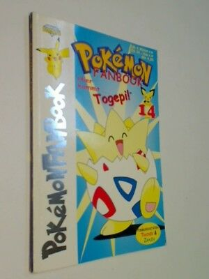 Pokemon Fanbook Nr. 14,  mit 4 Special Cards, ERSTAUSGABE 2001, Diamond Publishi