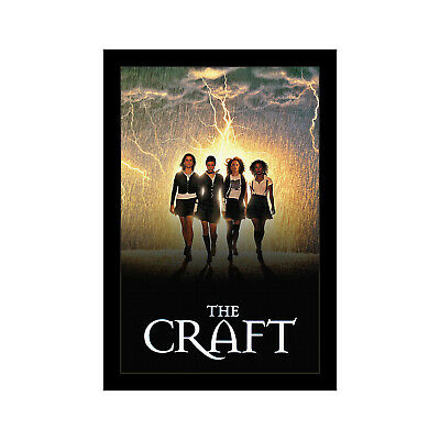 THE CRAFT - 11x17 Framed Movie Poster by Wallspace