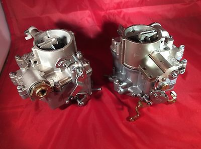 Pair of Rebuilt 1964 Corvair Carburetors. Ethanol Proof! $100 off with Cores!