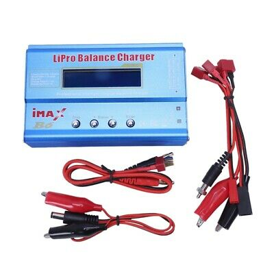 1X(iMax B6 Digital LCD RC Lipo NiMh Battery Balance Charger accessories S7Y7)