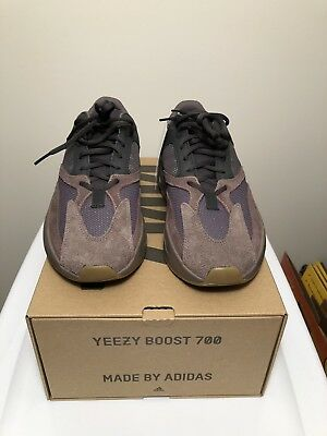7581ec25f New Men S Size 9 Adidas Yeezy Boost 700 Fashion Sneakers Mauve Ee9614