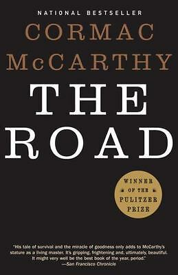 Vintage International: The Road by Cormac McCarthy 2007 Paperback BRAND NEW