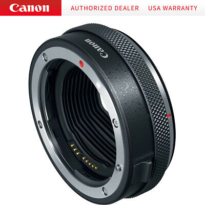 Canon Control Ring Mount Adapter EF-EOS R Adapts EF & EF-S to EOS R 2972C002