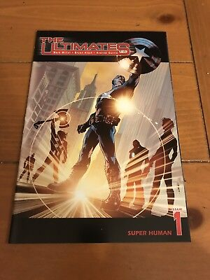 The Ultimates #1 (2002) Marvel Comics