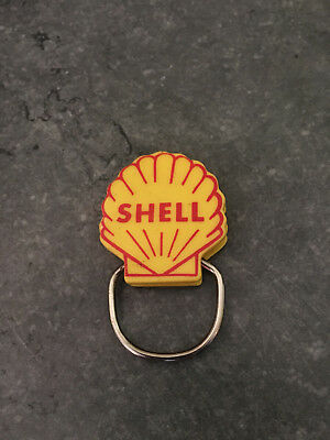 porte clés tigre mascotte station services essence SHELL motor oil TOP keychain