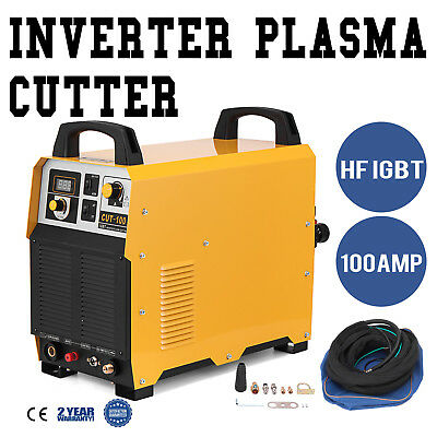 100A HF Pilot ARC Plasma Cutter Metal 20-100A Stable CE APPROVED FACTORY DIRECT
