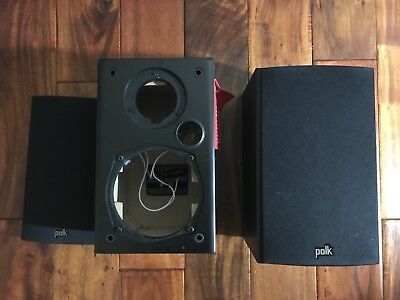 Polk T15 Bookshelf Speaker Boxes