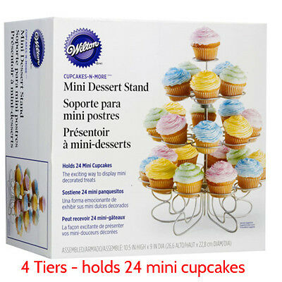 Cupackes N More Mini Dessert Stand - Wedding Decorating Supplies Birthday Party