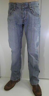 Designer Vsct Button Fly Jeans Summer Denim Jeans Pants