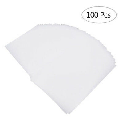 100*Translucent Tracing Paper Craft Copy Calligraphy Artist Drawing Sheet Props