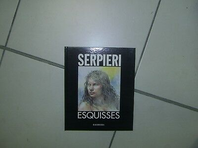 Serpieri Esquisses. Bagheera 2002 EO,