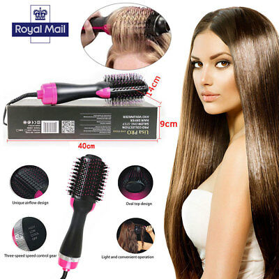 2019 NEW Pro Collection Salon One-Step Hair Dryer and Volumizer UK PLUG