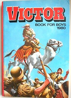 The Victor Book For Boys 1980 - DC Thomson (1979) Stock fund