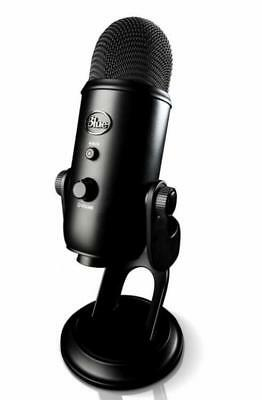 2070 Blue Microphones Yeti Blackout :: 2070  (Headphones & Headsets > Microphone