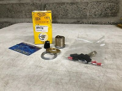 MUL-T-LOCK Cylinder Mortise 29 Switch with keys