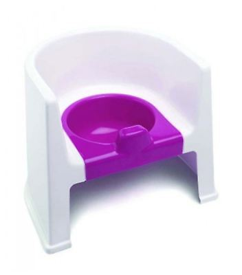 Neat Nursery Company POTTY CHAIR - PINK Toilet Training Accesory BNIB