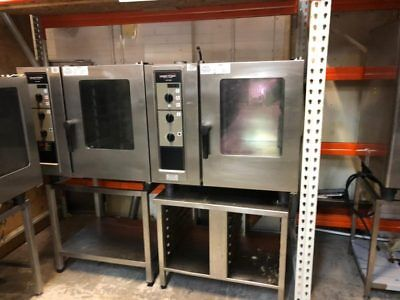Henny penny / Rational SCC Electric 6 Grid with Stand three Phase fully servi...