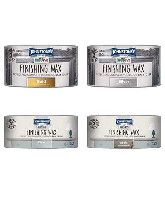 Johnstones Revive Finishing Wax 250ml or 500ml - Chic Shabby Vintage Paints