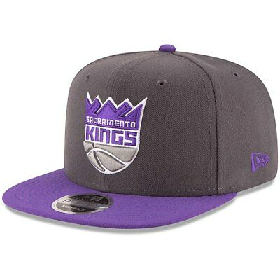 get cheap c8e51 18df5 Sacramento Kings New Era 2-Tone Original Fit 9FIFTY Adjustable Snapback Hat