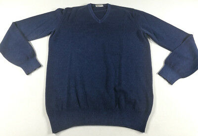 Kangra Pullover Uomo Maglione Man Sweater Cashmere Vintage Made In Italy