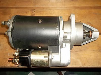 D&W 121-037-0011 Lucas M50 12V 10 Tooth Starter Re-manufactured