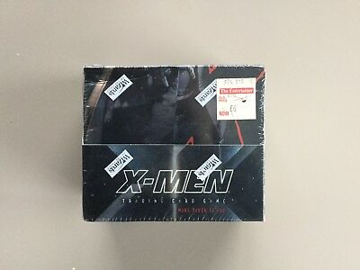 2000 Wizards X-Men Movie Trading Card Set - Display Box 36 Booster Packs - NEW