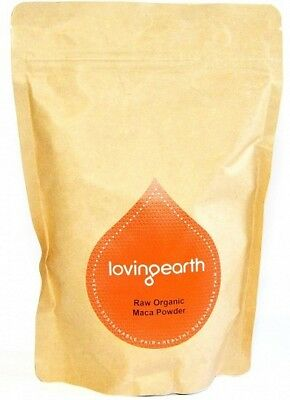 Loving Earth Organic Maca Powder G/F 1Kg