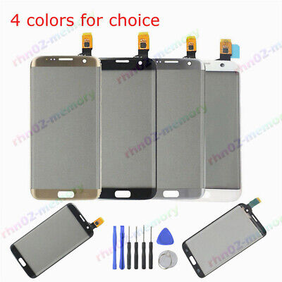 For Samsung Galaxy S7 Edge G935 Front Touch Screen Digitizer Display Glass RHN02