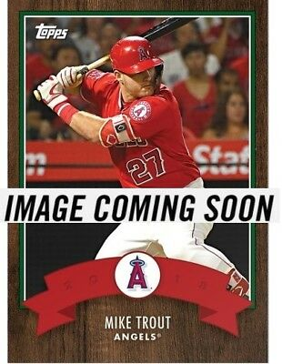 2018 Topps Advent Calendar 20-Card Set