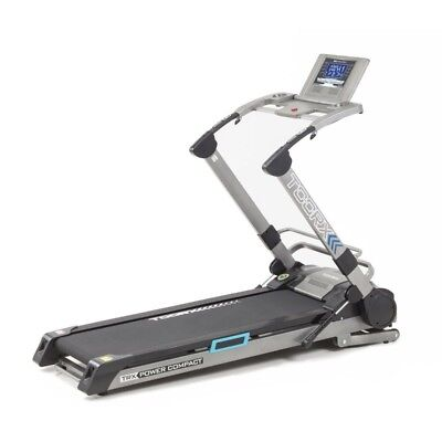 Tapis roulant Toorx TRX-POWER COMPACT HRC  pieghevole, con inclinazione elettric