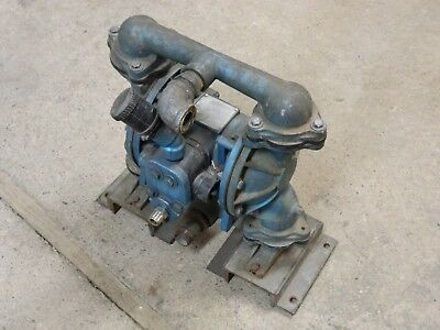 Sand Piper air powed double Diaphragm Pump EB1-A TN-3-CI