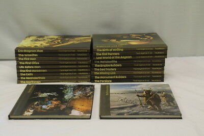 Time-Life Book Series The Emergence of Man 20 Volume Set