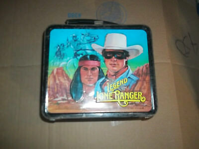 Legend of the Lone Ranger Lunchbox Made By Thermos