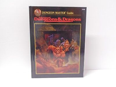 Advanced Dungeons & Dragons: Dungeon Master Guide