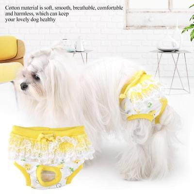 Dog Pet Female Cloth Nappy Diaper Short Season Sanitary Pants Undies Underpants