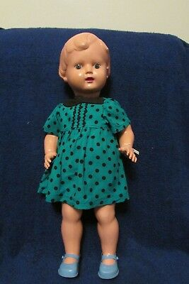 Old Celluloid/Thin Plastic Doll