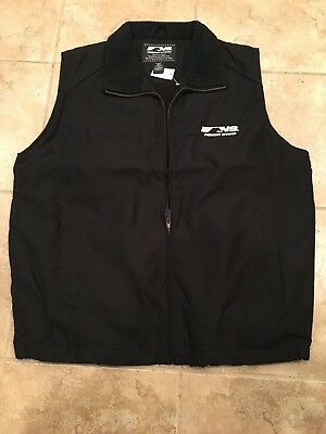 Norfolk Southern Piedmont Division XL NS Tag For Employees Zip-Up Vest *New