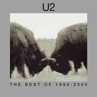 U2 The Best Of 1990-2000 CD BRAND NEW SEALED