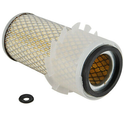 86512886 Air Filter for Ford New Holland 1110 1120 1210 1215 1310 1510 Tractors