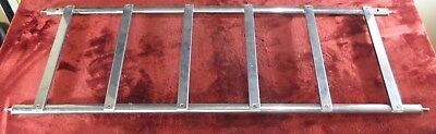 Triumph TR7 TR8 OEM Rear Luggage Rack for parts #700