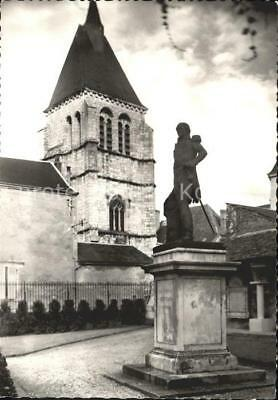 11968458 Chateauroux Indre Monument Kirche Chateauroux