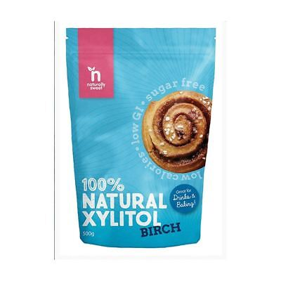 Naturally Sweet Xylitol Birch 500g
